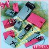 Caja de cartón cosmética hermosa tiesa rígida dura fuerte del perfume
