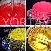 Pigmentos nobles afortunados del oro de la tinta y de la perla de la impresión del color rojo