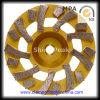 Diamante Cup Grinding Wheel para Stone