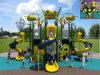 Kaiqi im Freienspielplatz der mittelgrossen ausländischen themenorientierten Kinder (KQ50024A)