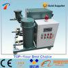 Transformator-Schmieröl-Platten-Druck-Reinigung-Gerät