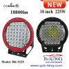 새로운 10  18800lm (45*5W) 225W 크리 말 LED Driving Light