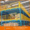 Étagères en acier de mezzanines de plate-forme d'entrepôt résistant