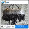 Tipo de alta freqüência de levantamento ímã de levantamento MW5-180L/1-75 da esfera 14500kg de aço