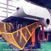 6000kg Capacityの誘導Metal Casting Furnace