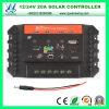20A 12/24V Solar Charge Regulator met Haven USB (qwp-SC2024U)