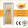 Porte d'entrée en aluminium moderne de qualité (SC-AAD014)