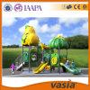 娯楽ゲームの学校の屋外の子供の運動場装置
