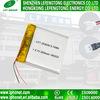 253030 de navulbare Batterij 3.7V 200mAh die van het Polymeer van het Lithium direct door Fabriek leveren