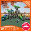 Strumentazione di plastica esterna del campo da giuoco del giocattolo dei bambini