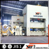 máquina de perfuração 400ton-1200ton progressiva aluída dobro lateral reta