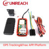 Geo Fence 실제 시간 Tracking (MT08A)를 가진 Anti-Theft Alarm & GPS