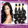 Уток человеческих волос Remy оптовой Unprocessed девственницы объемной волны бразильский (HBWB-A045)