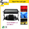 36PCS*10 LED RGBW 4in1 Wall Wash Light for Dyeing Effect