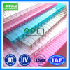10mm Vigin 100% Gêmeo-Wall Sabic Materials Canopy Sheet