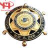 Le métal fait sur commande Badges le nouveau métier en métal de modèle pour l'insigne d'équipe