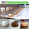 Chocolate-Coated Marshmallow Depositing de Capper Machine do bolinho em Biscuit (JXJ1000)