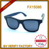 Unisex100% reine Skateboard-Sonnenbrillen mit schwarzem Objektiv Fx15086