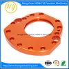 China-Aluminiumstrangpresßling durch CNC-Präzisions-maschinell bearbeitenhersteller
