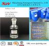 Ácido sulfúrico H2so4 del ácido inorgánico