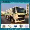 Sinotruk HOWO 판매를 위한 후방 선적 쓰레기 압축 분쇄기 쓰레기 트럭
