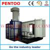 Cabina manual de la capa del polvo de la eficacia para el cambio del color rápido