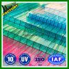 Lamiere sottili di plastica colorate trasparenti