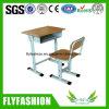 Mesa da sala de aula únicas e cadeira baratas (SF-49A)