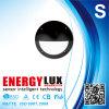 Di alluminio moderni rotondi esterni di E-L15A IP65 l'indicatore luminoso del giardino della pressofusione
