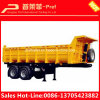 Sale를 위한 최신 Sale 20 Cbm U Shape Two Axles Rear Dump Trailer