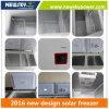 50% energiesparende Gleichstrom-Solartiefkühltruhe-Solargefriermaschine 12V