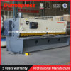 De Hydraulische Machine Om metaal te snijden van uitstekende kwaliteit van het Blad QC11y 6X6000