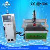 Máquina de talla de madera del Atc 4to del cambiador de herramienta automático de FM1325L-Atc del eje del ranurador linear del CNC