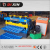 Dixinは機械を形作る鋼鉄タイルロールを艶をかけた