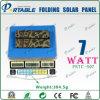 caricatore solare pieghevole 7W per il sacchetto del iPad di iPhone (PETC-S07)