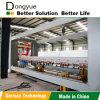 Dongyue esterilizou a maquinaria ventilada do bloco da planta e da construção AAC do bloco de cimento