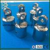 Protezione della parte superiore dell'acciaio inossidabile in montaggio del corrimano