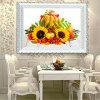 DIY 5D Diamant-Farbanstrich für Wohnzimmer-Dekor-Acrylfarbanstrich-Blumen Wholesale