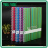 Bulk barato Spiral Type Notebook, PP Cover Notebook para School y Office Supplies