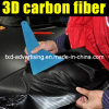 3D Carbon Fiber Film para Car Wrap