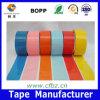 Cinta colorida BOPP del color de Printted de la cinta del embalaje de la impresión