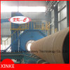 Machine inoxidable de grenaillage de pipe