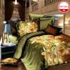 3D popular Polyester Microfiber Brushed Two Sides para Home Textile