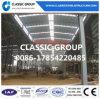 Almacén del equipo prefabricado y de la estructura de acero de la ingeniería