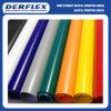 PVC enduit Trapaulin de tissu de polyester de panneau de regroupement de feuille de plafond de PVC