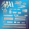 Sah Zahn-Messer für Papier und Kunststoffgehäuse-Maschine