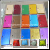 높은 Quality Silver 및 Golden Color Mirror Acrylic Sheet