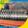 Défibreur de deux arbres pour le bois/plastique/perte/glace/métal/mousse/sofa/pneu