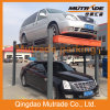 Quattro Post Automotive Parking Solution con ISO9001