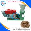 Máquina de pellets de madeira e de alimentação para animais e animais